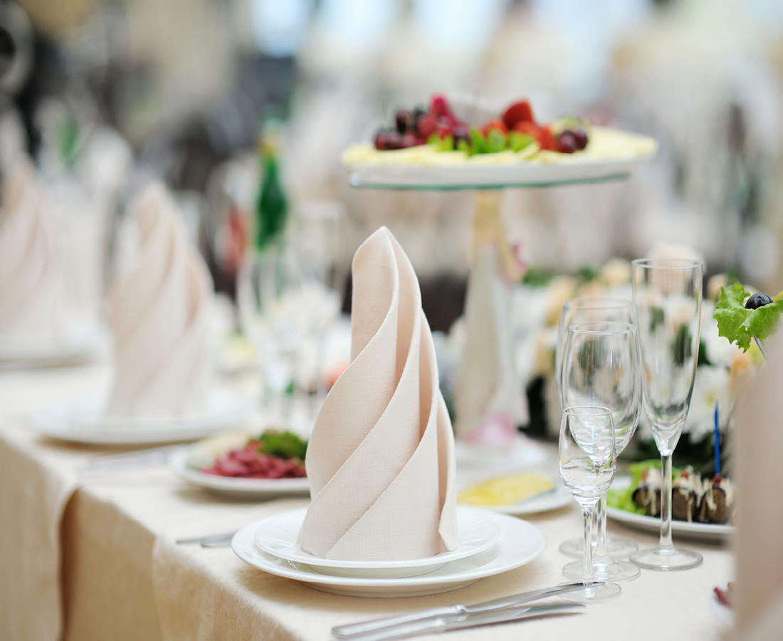 wedding catering hampshire
