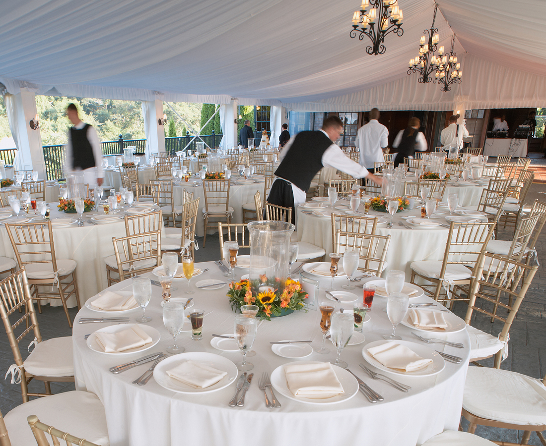 marquee catering companies