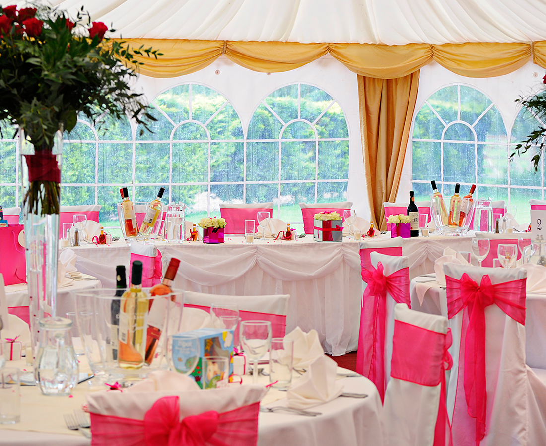Best wedding catering Hampshire